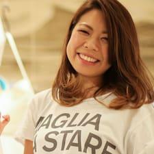 Profilo utente di Yuna