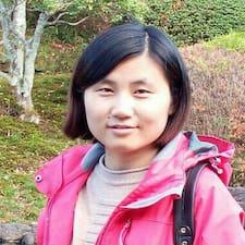 汝丽 felhasználói profilja