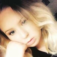 Kayleen felhasználói profilja