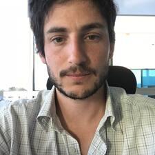 Perfil do utilizador de Felipe