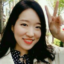 Gebruikersprofiel Ella Juhee