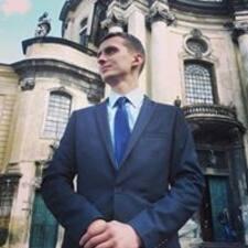Profil utilisateur de Myroslav