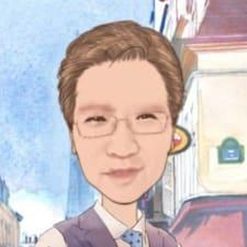 Perfil do usuário de 正