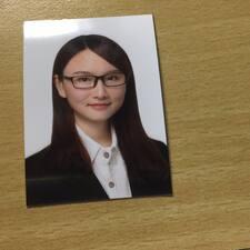 Henkilön Yuwen käyttäjäprofiili