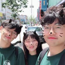 Perfil do utilizador de 지영