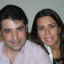 Carla Y Alain的用户个人资料
