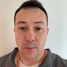 Cleber Alexandre उपयोगकर्ता प्रोफ़ाइल