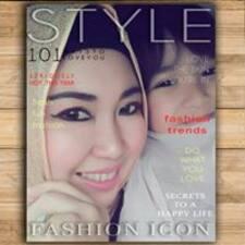 Profil utilisateur de Dewi
