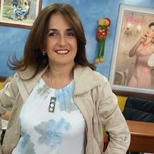 Raquel Eugenia Brukerprofil