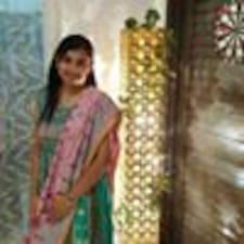 Profil utilisateur de Sharmila