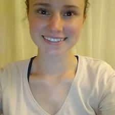 Alyssa felhasználói profilja
