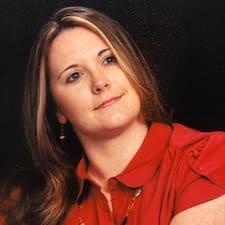Shalena felhasználói profilja