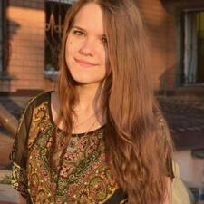 Perfil do usuário de Olga
