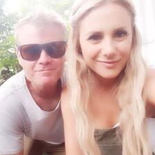 Sarah & Justin User Profile