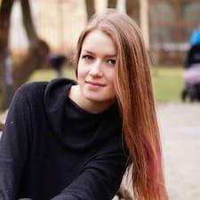 Robertina - Uživatelský profil