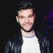 Mariano felhasználói profilja