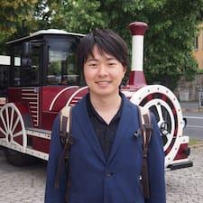 Keito felhasználói profilja