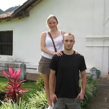 Profil utilisateur de Ximena & Clément