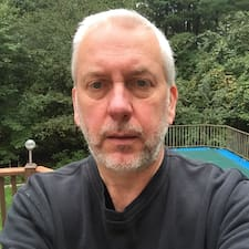 Perfil do utilizador de Peter