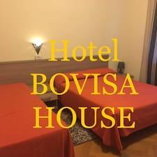 โพรไฟล์ผู้ใช้ Hotel Bovisa