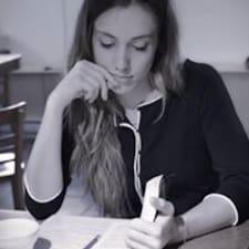 Profil utilisateur de Maelle