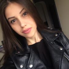 Profil utilisateur de Виктория