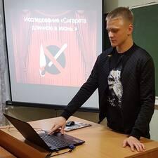 Wladimir Brukerprofil
