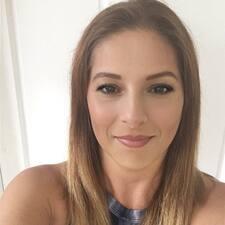 Wendy Rebeca felhasználói profilja