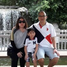 Siang Lim Brukerprofil
