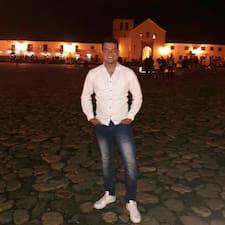 Pedro Enrique felhasználói profilja