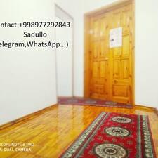 Sadullo User Profile