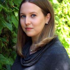 Profil utilisateur de Mikayla