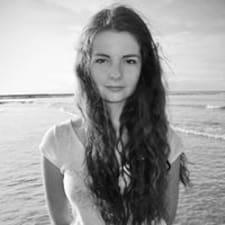 Perfil do usuário de Angèle