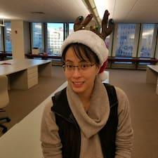 Profil utilisateur de Ming Li
