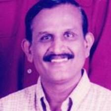 Ramasubramanian felhasználói profilja