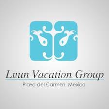Luun Vacation Group es el anfitrión.