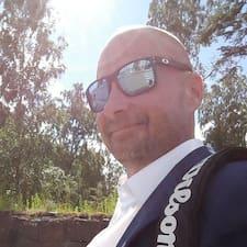 Heikki felhasználói profilja