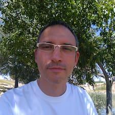Iveth felhasználói profilja
