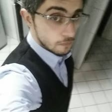 Perfil do utilizador de Ahmad