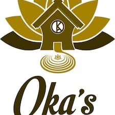 Profil utilisateur de Okas