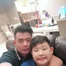 Chee felhasználói profilja