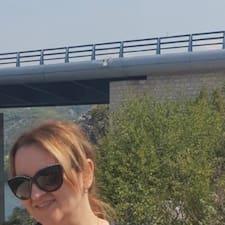 Janja - Uživatelský profil