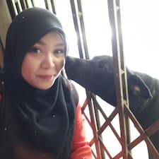 Profil utilisateur de Salimah