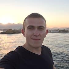 Jordy User Profile