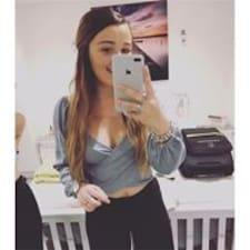 Profil Pengguna Kaylie