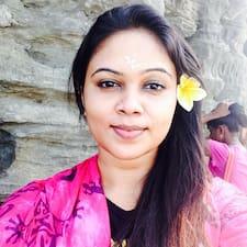 Malani felhasználói profilja