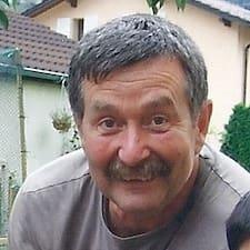 โพรไฟล์ผู้ใช้ Frédéric