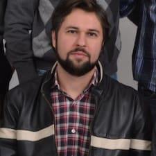 Profil utilisateur de Marcos Estevam