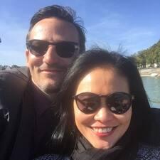 Rita & Jan felhasználói profilja