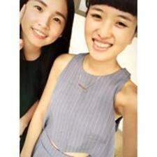 Profil utilisateur de Hsiao-Chu